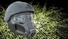 Future-army- Halo helmets
