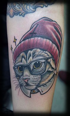 neo traditional animal tattoo - Google Search