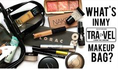 must have travel makeup