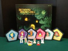 Betrayal at House on the Hill | Image | BoardGameGeek