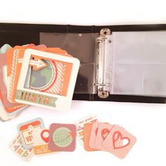 Win the coolest new product from CHA -  We R Memory Keepers #instagramalbums #wermemorykeepers #instagram #scrapbooking