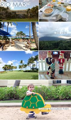 Where to Stay & What to Eat in Puerto Rico with kids toddlers babies beach budget vacation