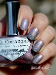 El Corazon Active Bio-gel Color Gel Polish Prizma № 423/36
