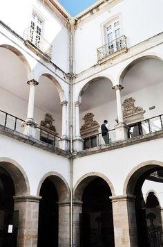 University of Coimbra - Coimbra, Portugal