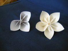 Tutoriel pour créer une couronne de fleurs en papier