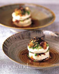 두부 샐러드 Banchan Recipe, Asian Recipes, Mexican Food Recipes, Korean Side Dishes, Korean Food, Light Recipes, Food Design, Food Presentation, Food Plating