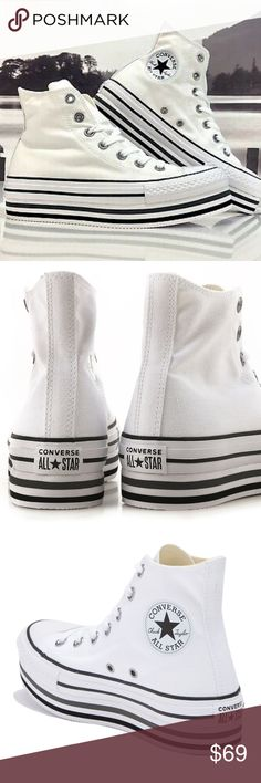FIRMNEW CONVERSE WEDGE (DUNK STYLE) SNEAKERS FIRM PRICE