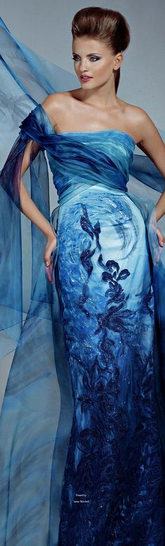 Blanka Matragi Couture Fall-winter 2015-2016