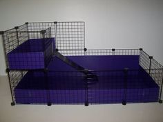 maybe the next cage for our piggies....