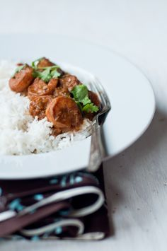 Madras Shrimp Masala is a spicy flavorful south indian curry.