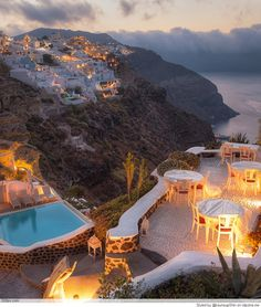 Here's the Most Stunning Pages of Santorini...Greece
