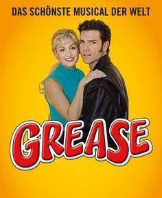Grease - Das Musical - Tour 2014 - Tickets unter: www.semmel.de