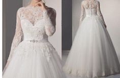 Sexy Lace ball gown China Wedding Dresses 2015 A-Line by Linda3567