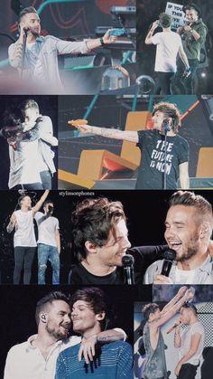 Louis + Liam | ctto: @stylinsonphones