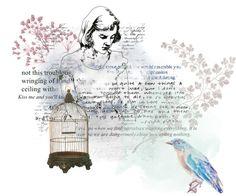 """Sylvia Plath"" by ladylindy on Polyvore"