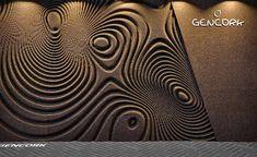 GENCORK - это бренд пробковых покрытий, который использует симбиоз между нетехнологичным материалом и высокотехнологичными процессами. 100% натуральный и устойчивый агломерат из расширенной пробки трансформируется с помощью генеративного алгоритмического дизайна и передовых процессов цифрового производства, выражая новую формальную эстетику. #мебель #интерьер #дизайн #дизайнинтерьера #design #дизайнпроект #дизайнквартиры #дизайндома #интерьерквартиры #стильнаямебель #мебельподзаказ…