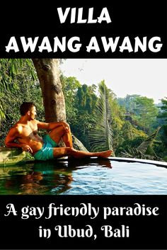 Villa Awang Awang: our gay friendly heaven in Ubud, Bali:  http://nomadicboys.com/villa-awang-awang-gay-friendly-ubud/