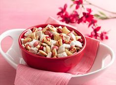 Valentine Chex® Mix from Chex.com - Home of General Mills' Chex Cereals and the Original Chex Party Mix