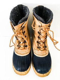 d44582913 LL Bean Boots Men s 8 - Bean Boots - Boots - Hunting boots - Winter boots