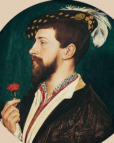 Hans Holbein, Portrait de Simon George de Cornwall  http://casaprints.com/fr/47-reproductions-de-tableaux-de-hans-holbein
