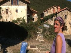 Medieval Spanish ghost town becomes self-sufficient ecovillage > https://www.youtube.com/watch?v=91pBFyLWIx4