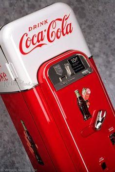 Manuals for Vendo Coke Machines