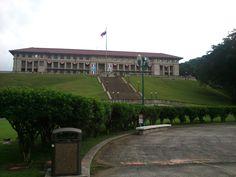 Casa de la administración del canal de Panama
