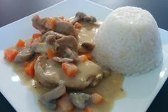 Blanquette de veau - Mes Recettes au Cooking Chef Cooking Chef Gourmet, Kenwood Cooking, Italian Cooking, Kenwood Chef, Cooking Eggplant, Pro Cook, Cooking Classes Nyc, Cooking Spaghetti, Chef Recipes