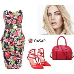 Oasap 9/16 by nejrasehicc on Polyvore featuring moda, Burberry and oasap