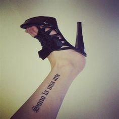 Ancora tatuaggi finti ^_^ Ques - Alessia De Bonis - Glamour.it