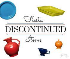 FiestaDiscontinuedList
