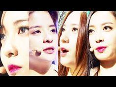 《Comeback Special》f(x) (에프엑스) - 4 Walls(포월즈) @인기가요 Inkigayo 20151108