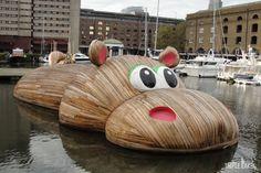 St. Katherine Docks  #London #docks #revitalization #Thames