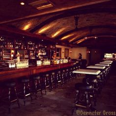 My absolute favorite Gastropub in all of LA -- Black Market Liquor Bar, owned by Season 4 Top Chef Antonia Lofaso. The space is reminiscent of the Charles Dickens era with its rich mahogany wood and arched brick ceiling.