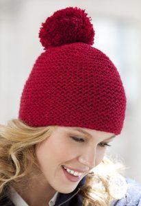 Free Knitting Pattern Great Garter Hat