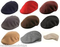 Kangol hat 504 wool flat cap 0258bc winter cap  various  colours  amp    c8b35c3e998e