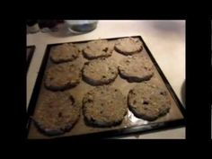 Raw Food Recipes: Mouthwatering Gardenburgers