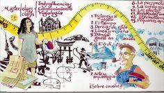 VI Curso de Vuelta con el Cuaderno: Dibujantes al tren. Urumo 014