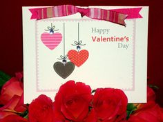 Valentine's Day will be here before you know it; surprise your sweetie with one of our free printables: http://www.hgtv.com/handmade/easy-valentines-day-projects-4-chic-crafts-to-create/pictures/index.html?soc=pinfave#