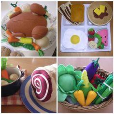 lots of foods