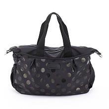 stellakim Olivia Black Diaper Bag