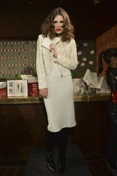 Alice + Olivia by Stacey Bendet - Inverno 2015 #NYFW