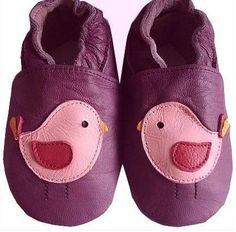 Lederpuschen Cuero Zapatos de bebé Talla 27/28 - Größe: 27/28 por lederpuschen_krabbelpuschen - Zapatos - Accesorios para niños - DaWanda