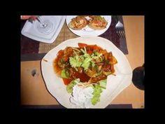 """Khao Lak - Thailand: Diashow """"Ruan Thai Kitchen"""" Thai Food & Seafood, R. Khao Lak Beach, Restaurant, Thai Recipes, Seafood, Thailand, Good Food, Cooking, Sea Food"""