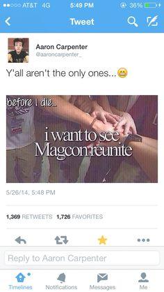 I do!! But I'll always love them! Together or nahh