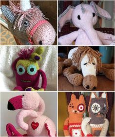 Handmade OrganicToy#knit#crochet#cats#flamingo#elephant#unicorn#hobbyhorse#monster#horse www.etsy.com/shop/mkervin