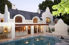 Character Cape Dutch home