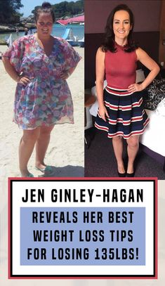 Jennifer Ginley-Hagan Who Lost Gives Her 10 Top Weight Loss Tips! Paleo Diet Plan, Easy Diet Plan, Diet Plans To Lose Weight, Losing Weight Tips, Weight Loss Goals, Best Weight Loss, Healthy Weight Loss, Weight Loss Water, Easy Diets