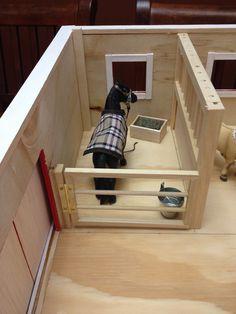 Breyer stall- so perfect!!!