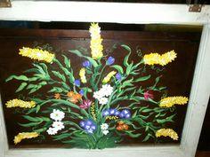 Bouquet Window